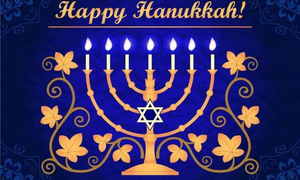 Happy Hanukkah, 2020!