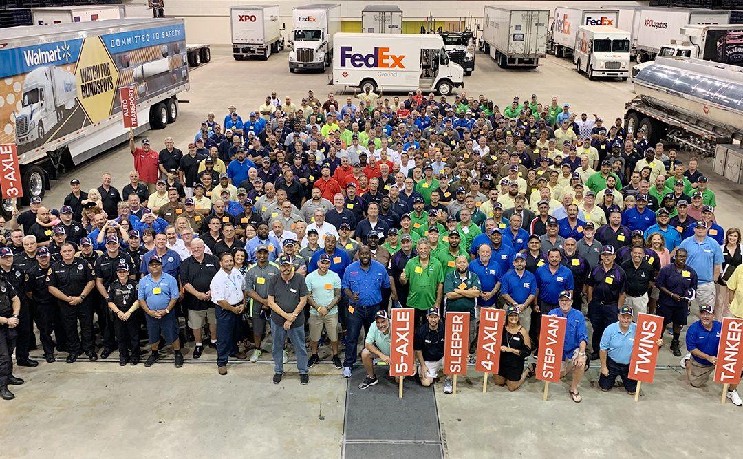 2013 National Truck Driving Championship Winners