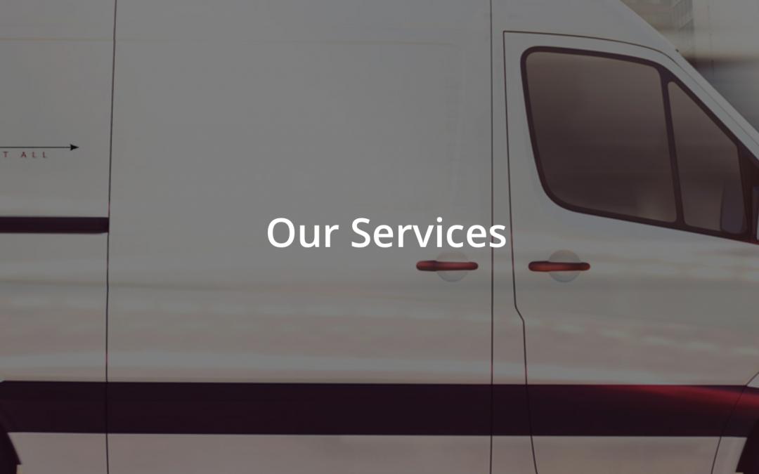CMI – Our Services