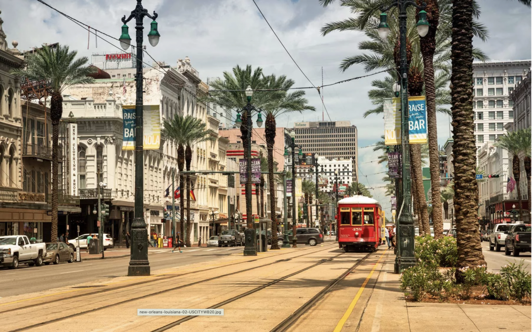 The Top 15 Cities in the United States